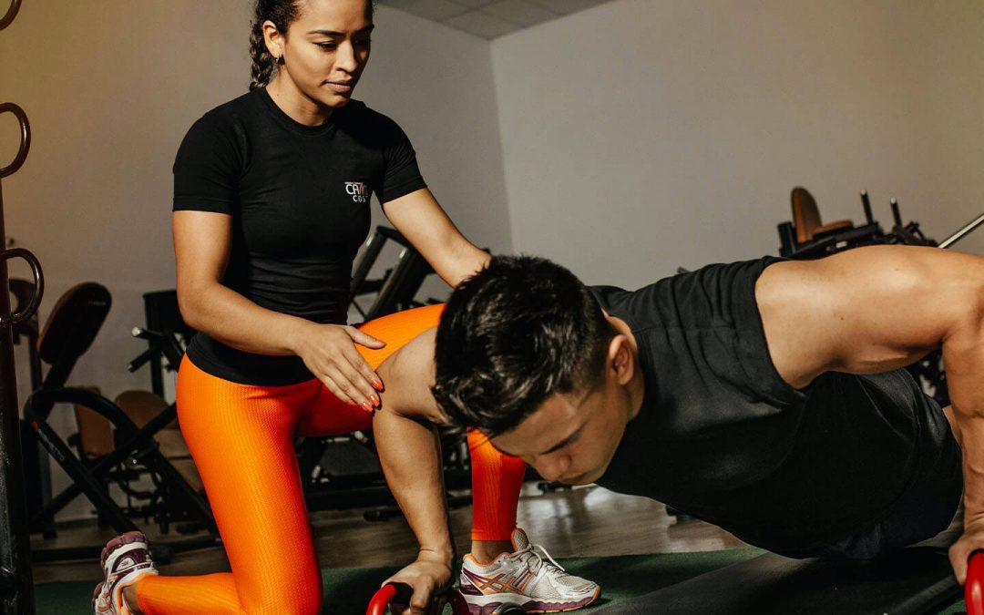CrossFit Coach T: van Reizen naar Coachen